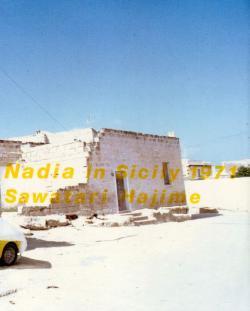 Nadia in Sicily 1971 Sawatari Hajime 沢渡朔 写真集 新品未開封 unopened