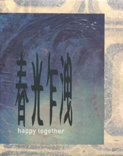 Happy together Wong Kar-wai ブエノスアイレス 写真集 ウォン・カーウァイ