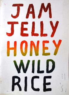 JAM JELLY HONEY WILD RICE Coley Brown コリー・ブラウン 写真集
