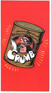 クラム CRUMB ロバート・クラム Robert Crumb 映画パンフレット