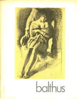 BALTHUS dessins et aquarelles バルテュス 画集