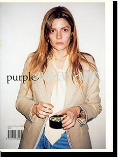 Purple number 8 summer 2001 パープル 2001年第8号 テリー・リチャードソン 他