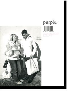 Purple number 12 summer 2002 パープル 2002年 第12号 マーク・ボスウィック 他