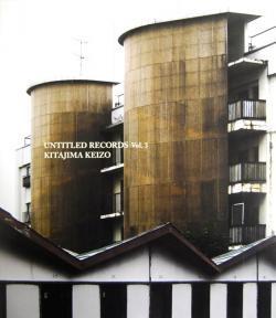 UNTITLED RECORDS Vol.3 KEIZO KITAJIMA 北島敬三 署名本 signed