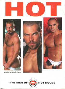HOT The Men of Hot House BRUNO GMUNDER 未開封新品 unopened