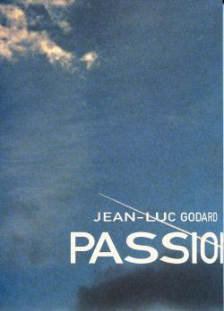パッション ジャン=リュック・ゴダール PASSION Jean-Luc Godard 映画パンフレット