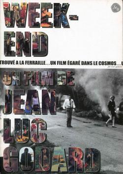 ウイークエンド ジャン=リュック・ゴダール WEEK-END Jean-Luc Godard 映画パンフレット
