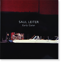 Early Color SAUL LEITER ソール・ライター 写真集