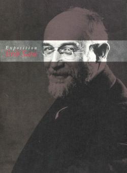 エリック・サティ展 Exposition Erik Satie 展覧会カタログ