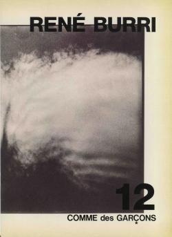 COMME des GARCONS × RENE BURRI 2012 No.12 コム デ ギャルソン×ルネ・ブリ DM