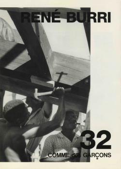 COMME des GARCONS × RENE BURRI 2012 No.32 コム デ ギャルソン×ルネ・ブリ DM