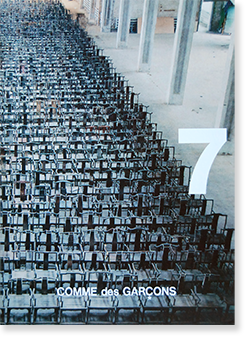 <img class='new_mark_img1' src='https://img.shop-pro.jp/img/new/icons57.gif' style='border:none;display:inline;margin:0px;padding:0px;width:auto;' />COMME des GARCONS × Ai WeiWei 2010 No.7 コム デ ギャルソン×アイ・ウェイウェイ DM