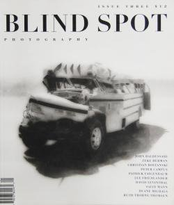 BLIND SPOT ISSUE 3 リー・フリードランダー サリー・マン 他