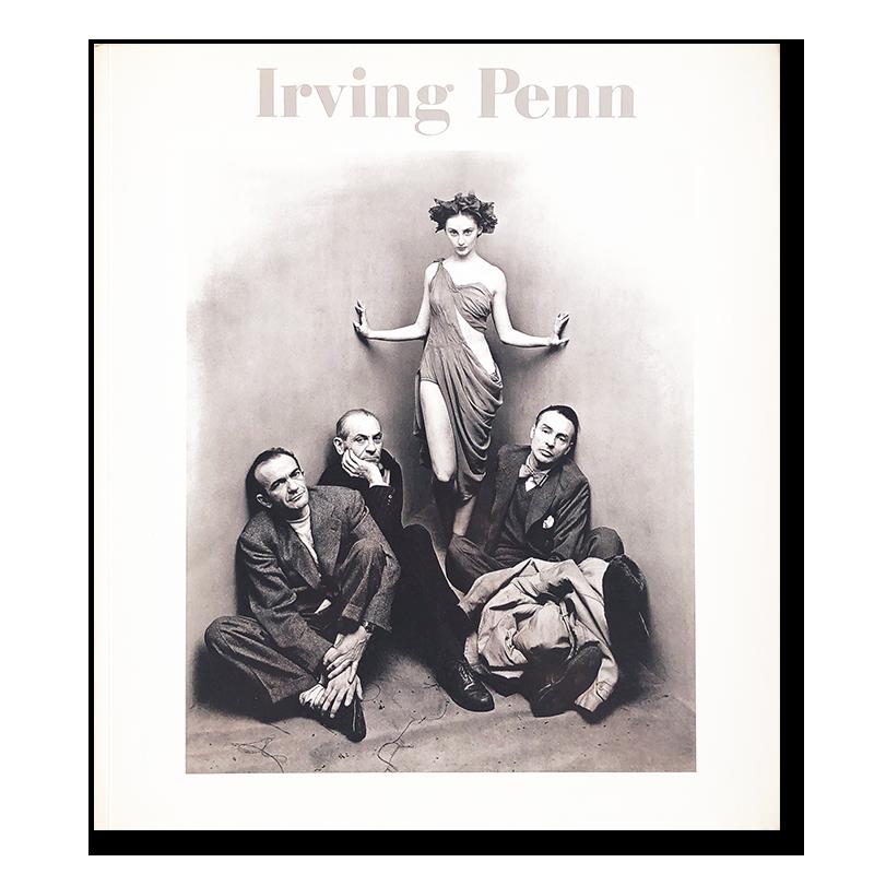 IRVING PENN Reprinted edition by John Szarkowski