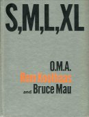 S, M, L, XL First Edition O.M.A. Rem Koolhaas Bruce Mau レム・コールハース ブルース・マウ