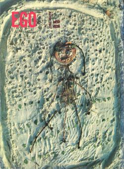 EGO 05 1986年第5号 AUTO EDIT 自動編集 阿木譲 Agi Yuzuru