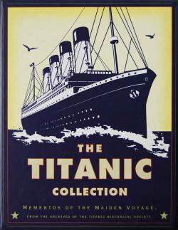 THE TITANIC COLLECTION タイタニック・コレクション Mementos of the Maiden Voyage
