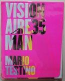 VISIONAIRE No.35 ヴィジョネア 第35号 MAN Mario Testino マリオ・テスティーノ Pink