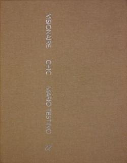 VISIONAIRE No.22 ヴィジョネア 第22号 CHIC シック Mario Testino マリオ・テスティーノ