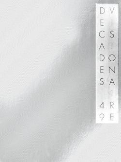 VISIONAIRE No.49 ヴィジョネア 49号 DECADES 伊勢丹120周年記念