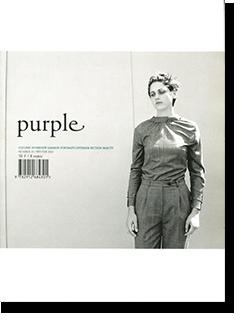 Purple number 10 winter 2002 パープル 2002年 第10号 Mark Borthwick 他