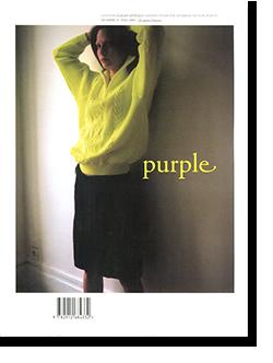 Purple number 13 Fall 2002 パープル 2002年 第13号 Homma Takashi 他