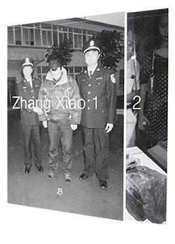 Zhang Xiao 1 & 2 Boabooks 張曉 张晓 写真集 署名本 signed