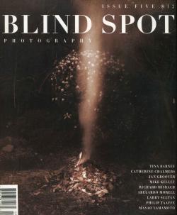 BLIND SPOT ISSUE 5 ティナ・バーニー マイク・ケリー リチャード・ミズラック 山本昌男他