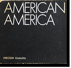 AMERICAN AMERICA Hiroshi Hamaya アメリカン・アメリカ 濱谷浩 写真集
