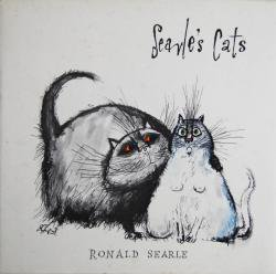 SEARLE'S CATS by Ronald Searle サールズ・キャット ロナルド・サール
