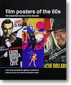 FILM POSTERS OF THE 60s the essential movies of the decade