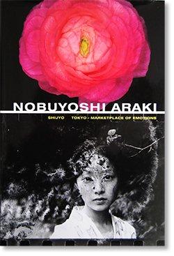 SHIJYO TOKYO-Marketplace of Emotions Nobuyoshi Araki 東京死情 荒木経惟 写真集