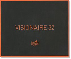 VISIONAIRE No.32 ヴィジョネア 第32号 WHERE ? HERMES エルメス 新品未開封 unopened