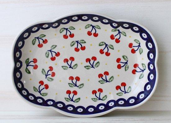 ポーリッシュポタリー(ポーランド食器)クラウドボウルL|S127-ALC99