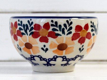 ポーリッシュポタリー (ポーランド食器) 小鉢S(容量150ml)|M151-ALC17