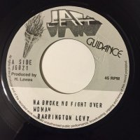 BARRINGTON LEVY / NA BROKE NO FIGHT OVER WOMAN