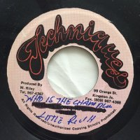 LITTLE RITCHIE / WHO IS THE CHAMPION