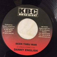 DANNY ENGLISH / BEEN THRU WAR