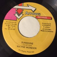 WAYNE WONDER / SUNSHINE