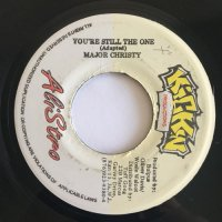 MAJOR CHRISTY / YOU'RE STILL THE ONE