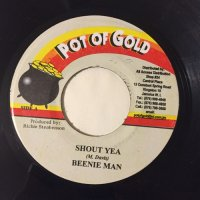 BEENIE MAN / SHOUT YEA