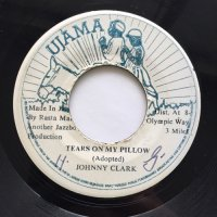 JOHNNY CLARKE / TEARS ON MY PILLOW