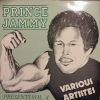 V.A. / PRINCE JAMMY PRESENTS VOL.4