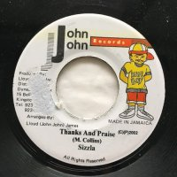 SIZZLA / THANKS AND PRAISE