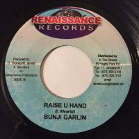 BUNJI GARLIN / RAISE U HAND - WAYNE MARSHALL / KIN PIN