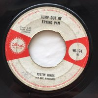 JUSTIN HINDS / JUMP OUT OF FRYING PAN - HOLY DOVE