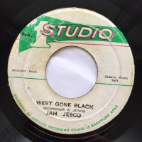 JAH JESCO / WEST GONE BLACK