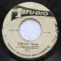 I'M & BRENTFORD RHYTHM BAND / EVERYDAY SKANK - SCATTER ROCK