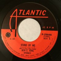 BEN E KING / STAND BY ME - DON'T PLAY THAT SONG