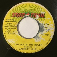 GARNETT SILK / JAH JAH IS THE RULER